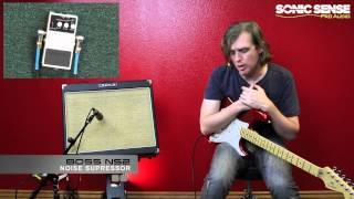 Boss NS-2: Noise Suppressor Guitar Pedal 3 of 3