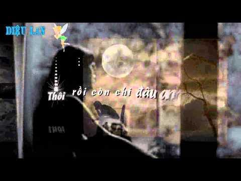 Tình Lỡ - Sáng Tác : Thanh Bình (Lyrics)