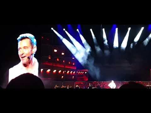 Hugh Jackman - The Man, The Music, The Show - Mannheim, 21.05.2019