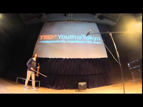 The Music in a Hairband | Maya Wallin | TEDxYouth@Tokyo