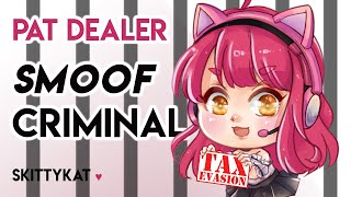 ASMR    Local Smoof Criminal~ Pat Taxes?! What Taxes? [scritchies] [headpats] [good boy/girl]