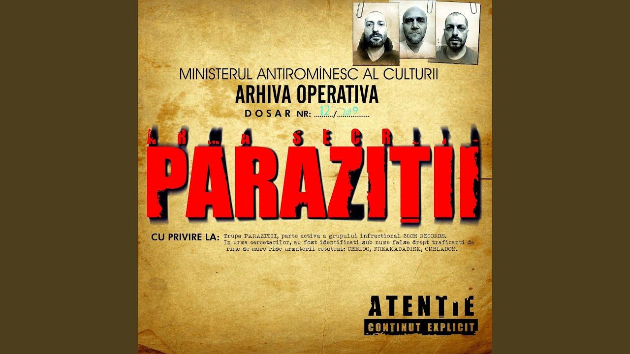 paraziți paraziți 4 părți)