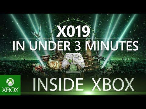 X019 In Under 3 Minutes
