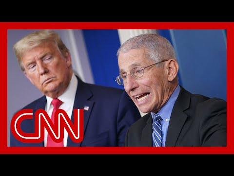 See what Fauci thinks about Trump's plan to re-open country