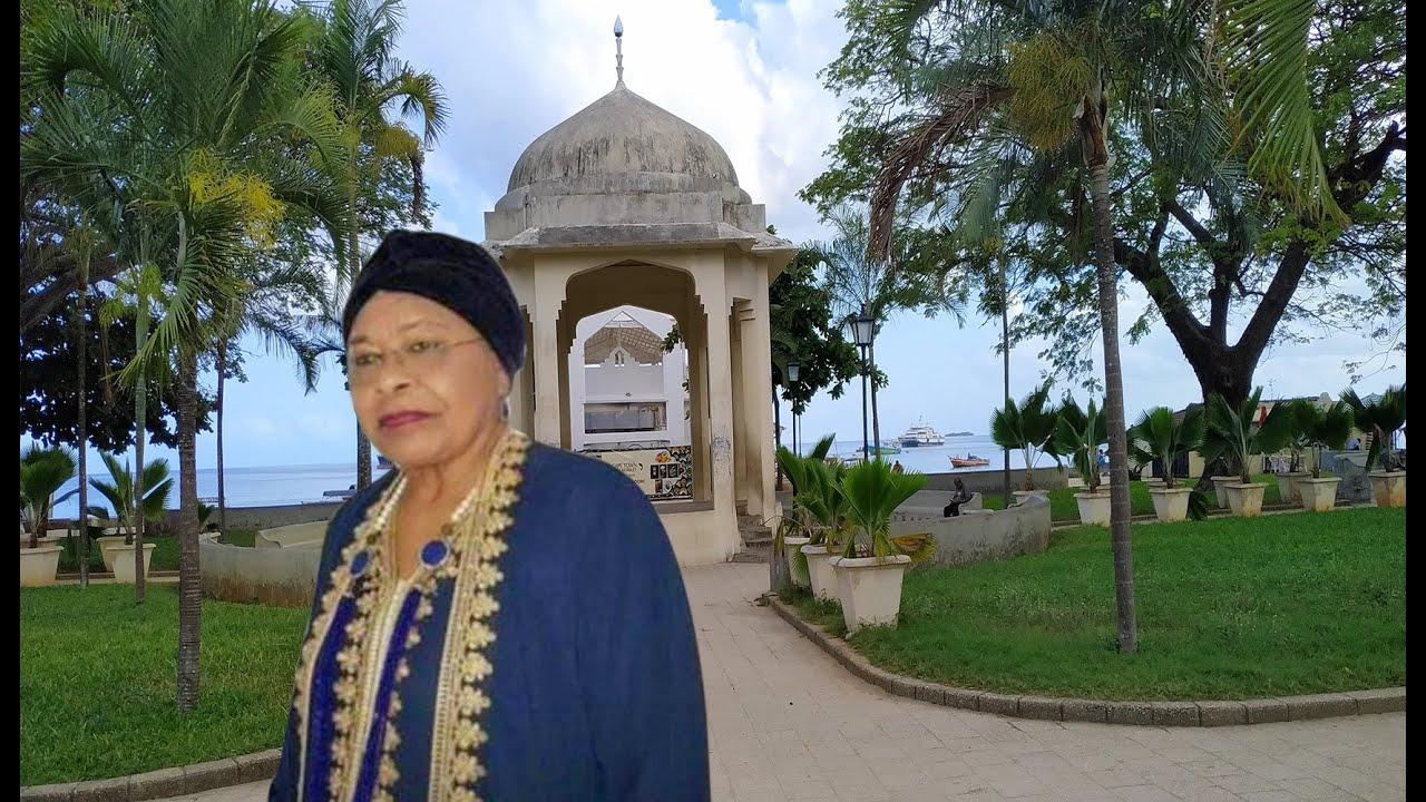 Raha Ya Moyo wangu_ Khadija Baramia - YouTube