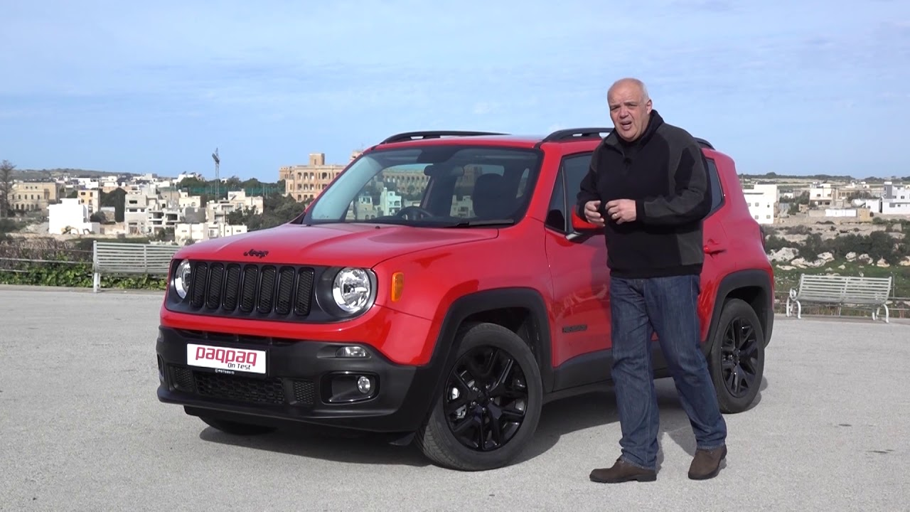 Jeep Renegade Youtube