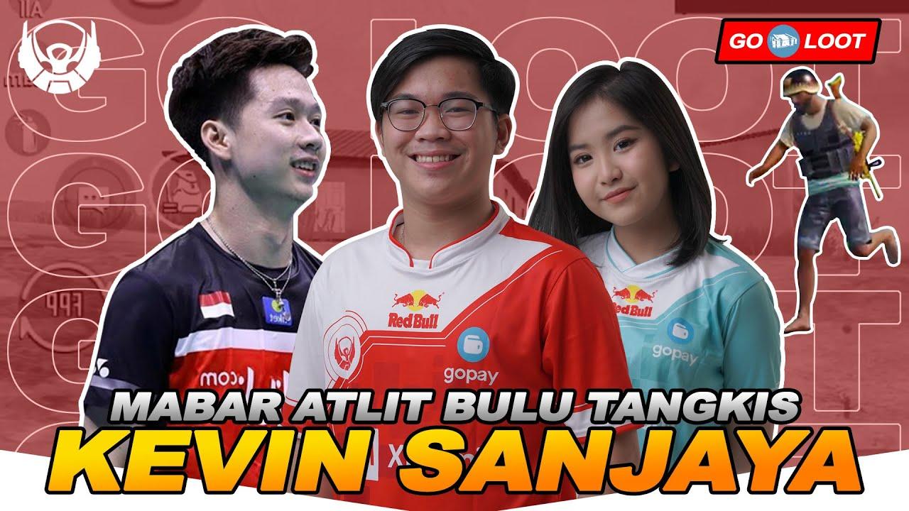 MAIN SCRIM BARENG ATLIT BADMINTON!!! ft. BTR Alice, Kevin Sanjaya