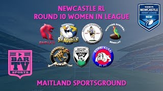 2018 Newcastle RL Ladies League Tag Round 10 - Women's Gala Day