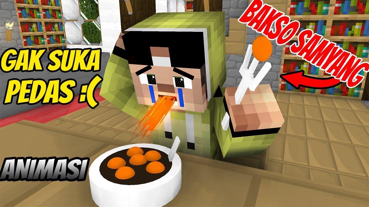 Download Erpan gak suka pedas - Lucu ( Animasi Minecraft Indonesia )