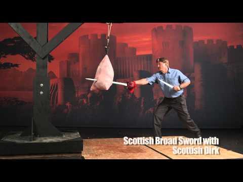 Cold Steel 88SD Scottish Dirk video_1