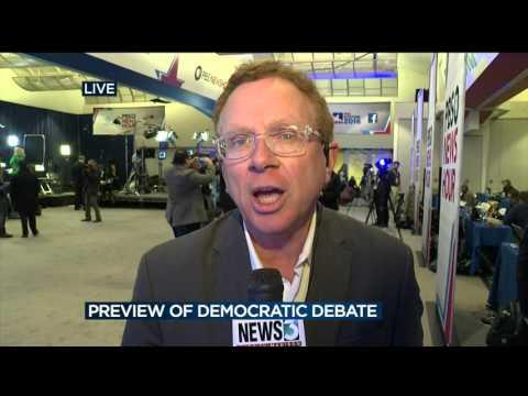 John Nichols previews Democratic debate in Milwaukee