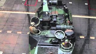 Marine Amphibious Assault Vehicles (AAV-7A1) in action (PART 3 of 3)
