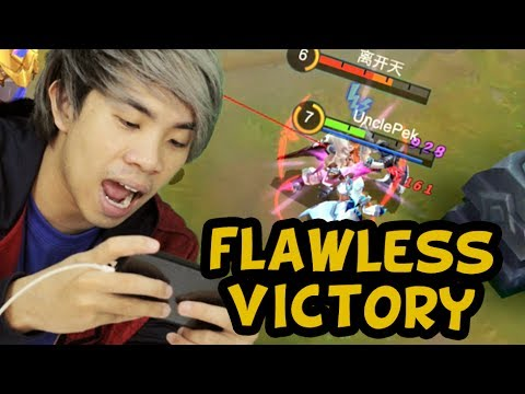 Playing Mobile Legends for the First Time