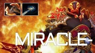 MIRACLE- 9k+ MMR | The Way of Ember Spirit | Dota 2
