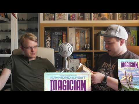 Magician by Raymond E. Feist (Riftwar book 1) - Tome Talk