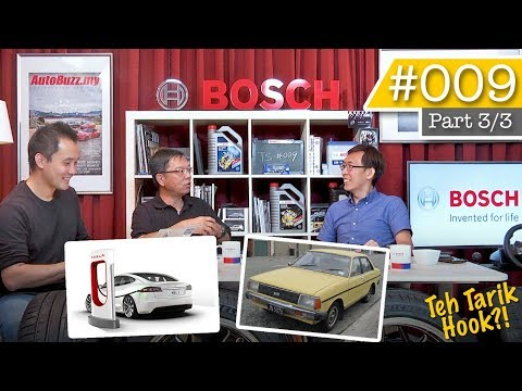 Torque Show #009 Pt.3: Cars in Malaysia 40 years ago and to come - AutoBuzz.my