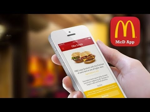 How to use and order on the McDonalds App Like a Boss ...