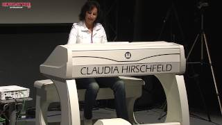 Claudia Hirschfeld - Contrasts Wersi Louvre Live