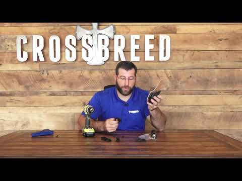 How to Switch the CrossBreed® Reckoning Holster from IWB to OWB.