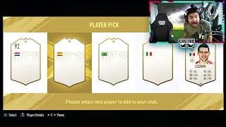 GUARANTEED ICON SBC! HUGE FUT DRAFT REWARDS! FIFA 19