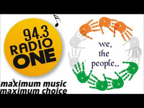 We the People & Radio One Mumbai