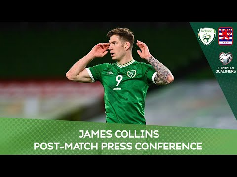 POST-MATCH PRESS CONFERENCE | James Collins