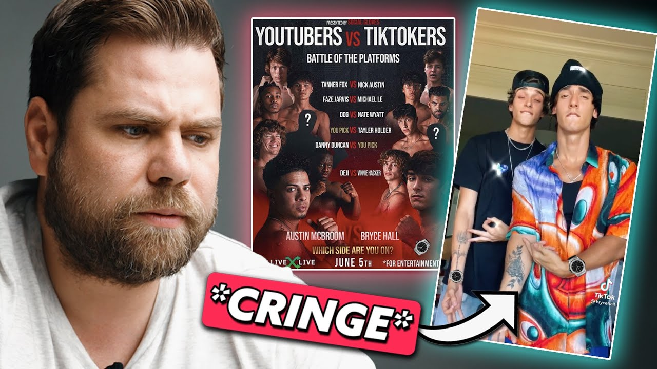 Watch Expert Predicts TikTok vs YouTube Boxing Based on Their Luxury Watches