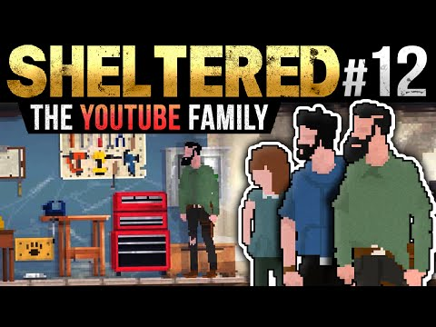 Sheltered Gameplay - Part 12 - 100% COMPLETE WORKBENCH | Let's Play Sheltered!