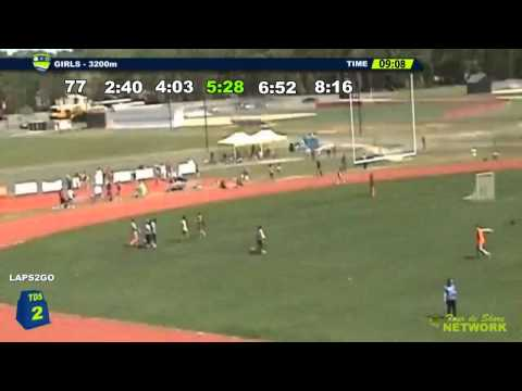(Day 2) 2012 Outdoor Ocean County Track and Field Championships - Broadcast Style