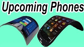 Upcoming Phones | The Future Smartphones Of 2018