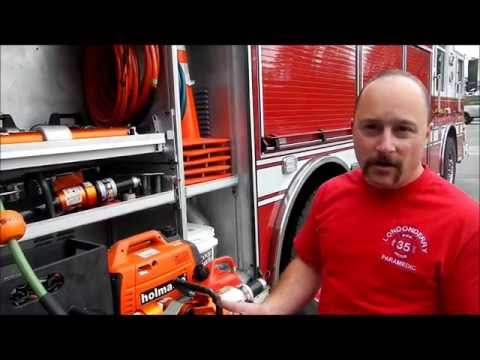 Hydraulic Rescue Tools, Fire Rescue, Vehicle Rescue