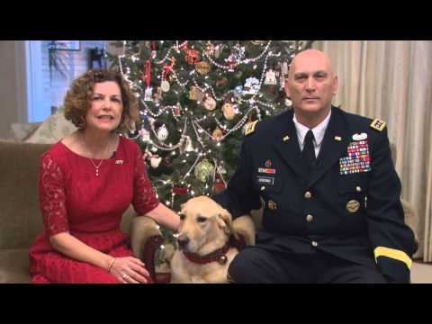 Chief of Staff of the Army 2014 Holiday Message