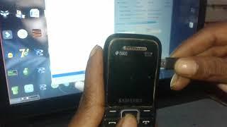 Download Unlock samsung SM B110E/D read phone lock code