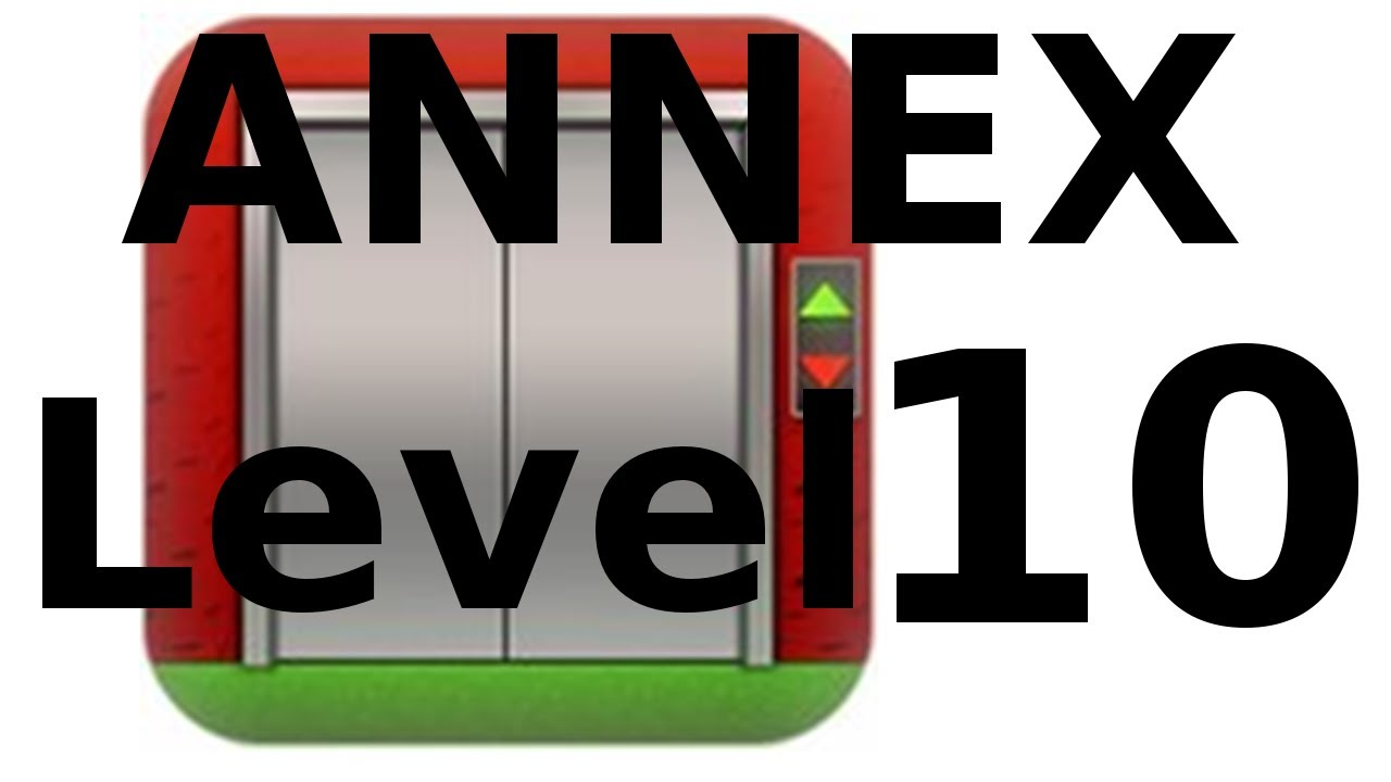 100 Floors Annex Level 10 Walkthrough Youtube