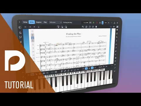 Introducing Dorico for iPad | More Time for Music Wherever You Are