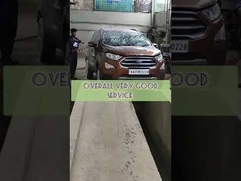 Ford Ecosport First Service Cost 92 Rupees| JSP Ford Service Center Bannerghatta Road Bangalore