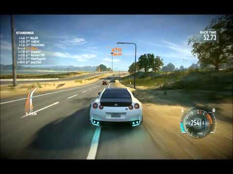 Need For Speed™ The Run BFLee vs MeLiHR HD 1080P Part 3 Nissan GTR