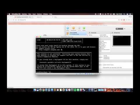 Installazione Asterisk Oracle VirtualBox (Virtual Machine) su Mac OS X