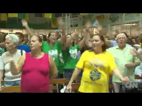 Singing priests revive Catholic Church in Brazil