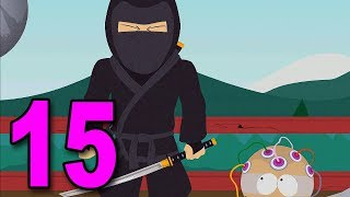 Attack of the Shitty Ninjas - South Park: The Fractured But Whole (Part 15)