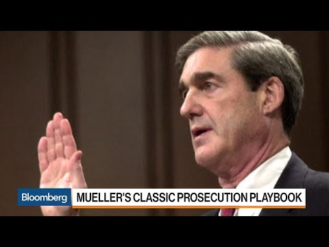 Mueller's Classic Prosecution Playbook for Russia Probe