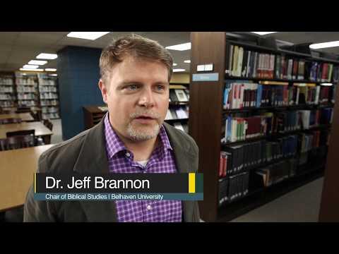 Biblical Studies Degree, Belhaven University