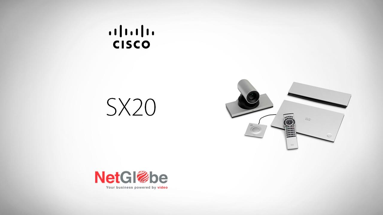 NetGlobe - Cisco SX20