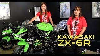 Shop Talk: 2019 Kawasaki ZX-6R KRT Edition | Ninja 300 Winter Test | 2019 Ninja 400