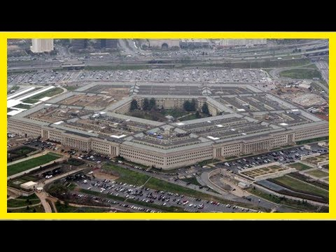 24/7 news-the Pentagon revealed data on ual reports to attack military bases