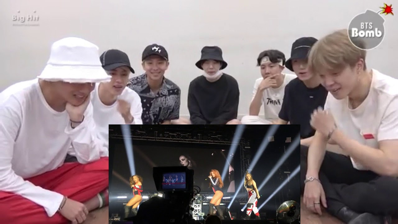 Bts Reaction To You Being A Little