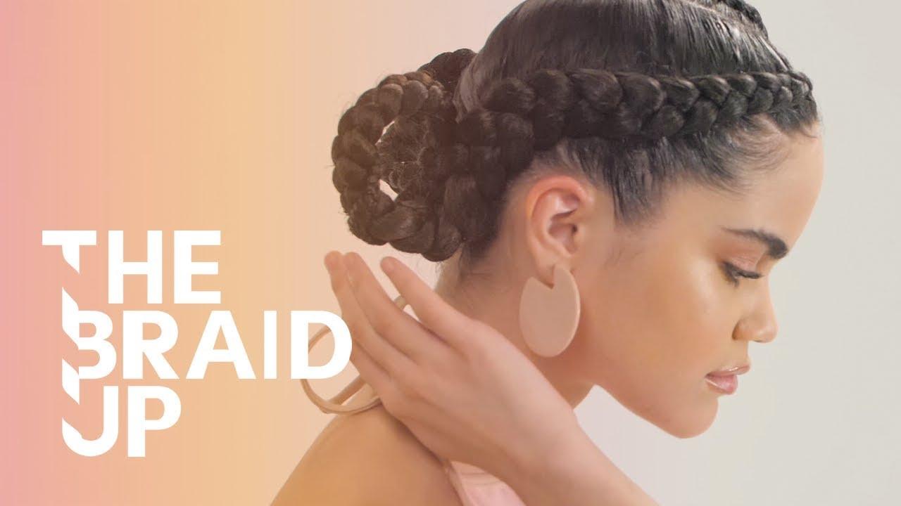 Download Double Loop Braids | The Braid Up | Cosmopolitan
