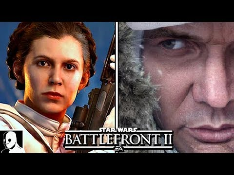 Leia & Han Combo Action - Star Wars Battlefront 2 Deutsch Multiplayer thumbnail