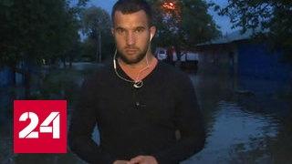 В Ставрополье ликвидируют последствия паводка