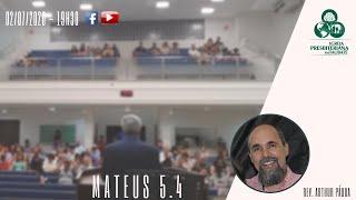 Reflexão: Mateus 5.4 - IPT